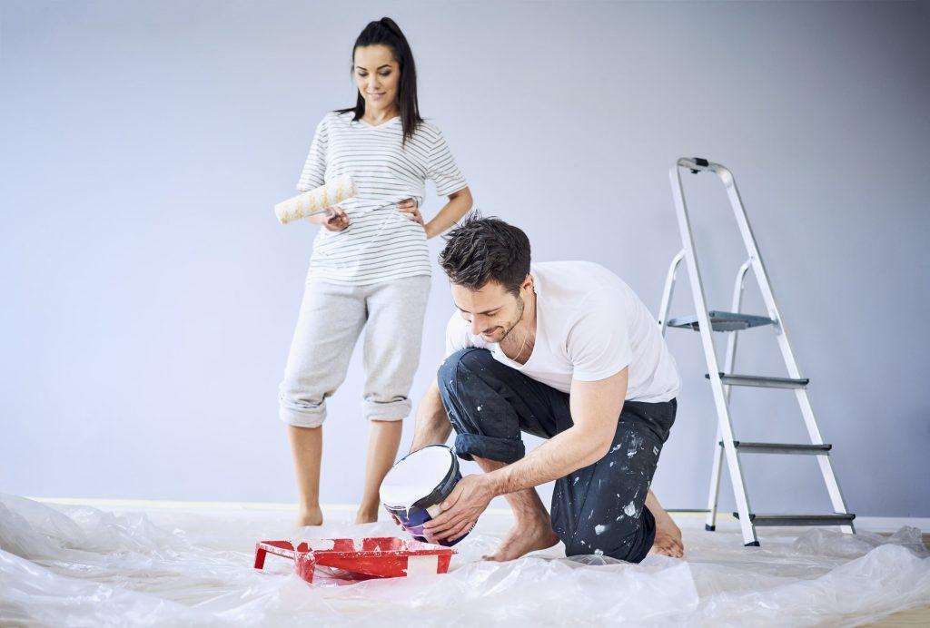 Un hombre nos cuenta su divertida experiencia como pintor