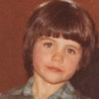 Dani Martín de pequeño