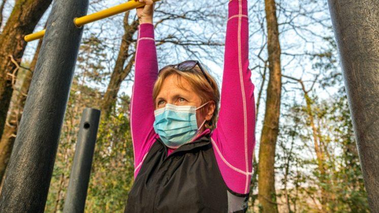 mujer deporte desescalada fases coronavirus