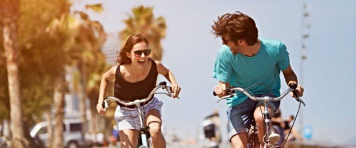 canciones planes barbacoa playa pareja bicicleta cuarentena