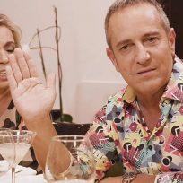 Rifirrafe entre Víctor Sandoval y Carmen Borrego por la comida enlatada