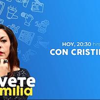 Cristina Medina nos visita a las 20:30H en el Instagram de Cadena Dial