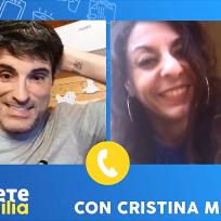 La coreografía en directo de Luis Larrodera y Cristina Medina