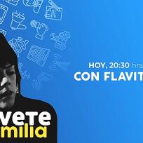 Flavita Banana será nuestra nueva invitada en Atrévete en Familia