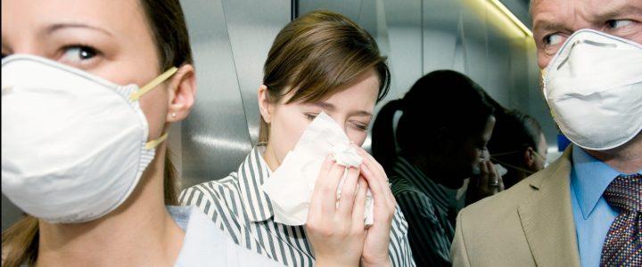 contagio coronavirus ascensor riesgos