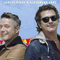 Carlos Vives y Alejandro Sanz
