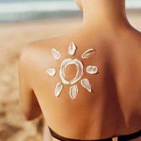 Crema del sol