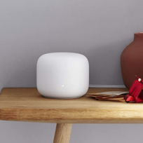 google router wifi conexión