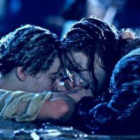titanic escena final cambio jack rose