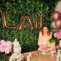 Laura Pausini celebra su cumpleaños