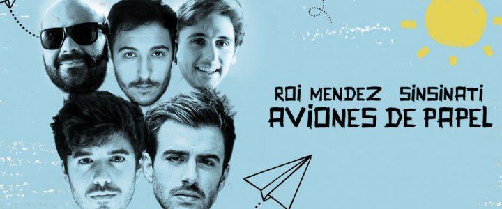 aviones de papel roi méndez sinsinati nueva colaboración