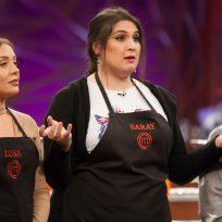 Saray vuelve a MasterChef tras protagonizar la expulsión más polémica en la historia del programa