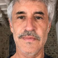 Sergio Dalma se deja bigote
