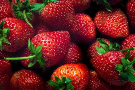 fresas fruta truco frescas verano alimento afrodisíacos
