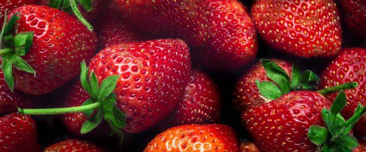 fresas fruta truco frescas verano