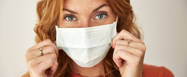 mujer mascarilla belleza coronavirus trucos