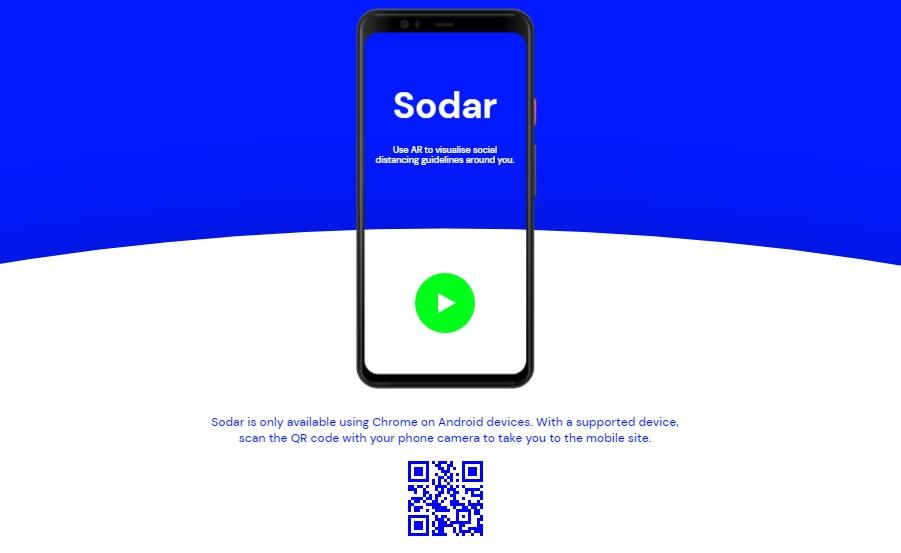 La app que te ayuda a respetar la distancia mínima en la calle