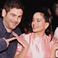 estopa rosalía gala 40 music awards mensajes piropo