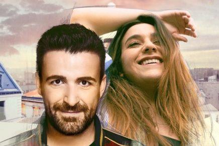 Marta Soto y Diego Cantero