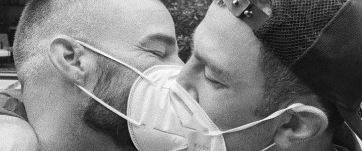 ricky martin beso marido orgullo 2020