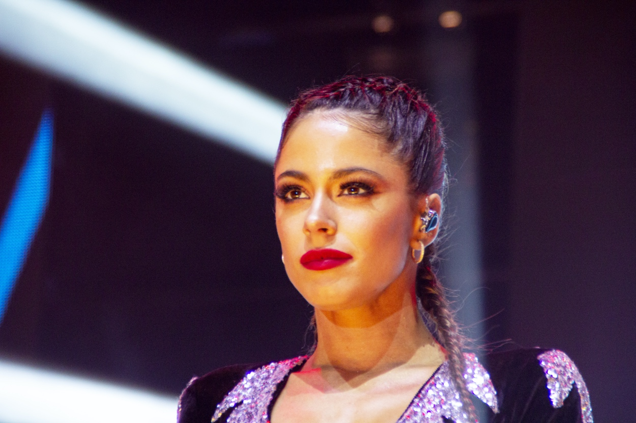 Tini Stoessel Performs In Bassano Del Grappa
