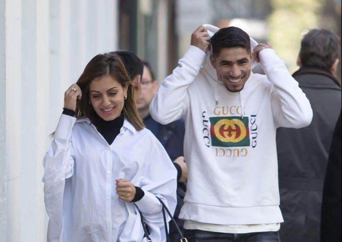 hiba abouk y Achraf