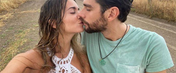 Álvaro Soler y Sofía Ellar