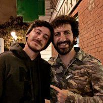 cepeda marwan amistad artistas apoyo