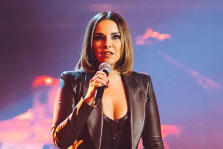 chenoa artista cantante posado bikini verano