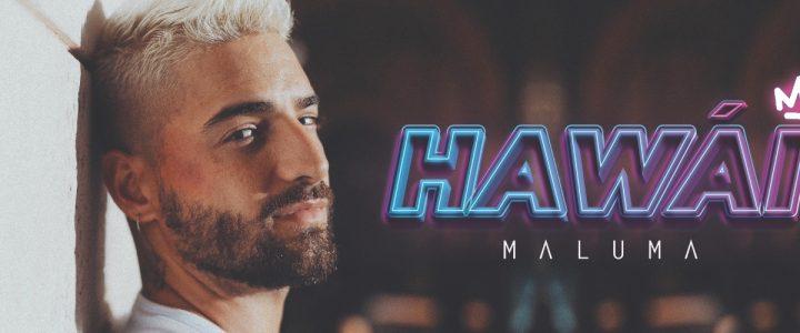 maluma hawai nuevo sencillo postureo