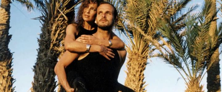Miguel Bosé y Ana Obregón