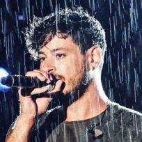 cepeda artista concierto lluvia