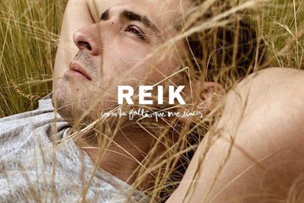 reik nuevo sencillo con la falta que me haces