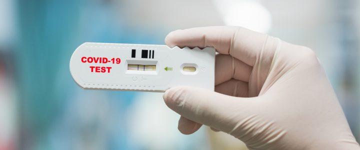 test coronavirus rápido barato