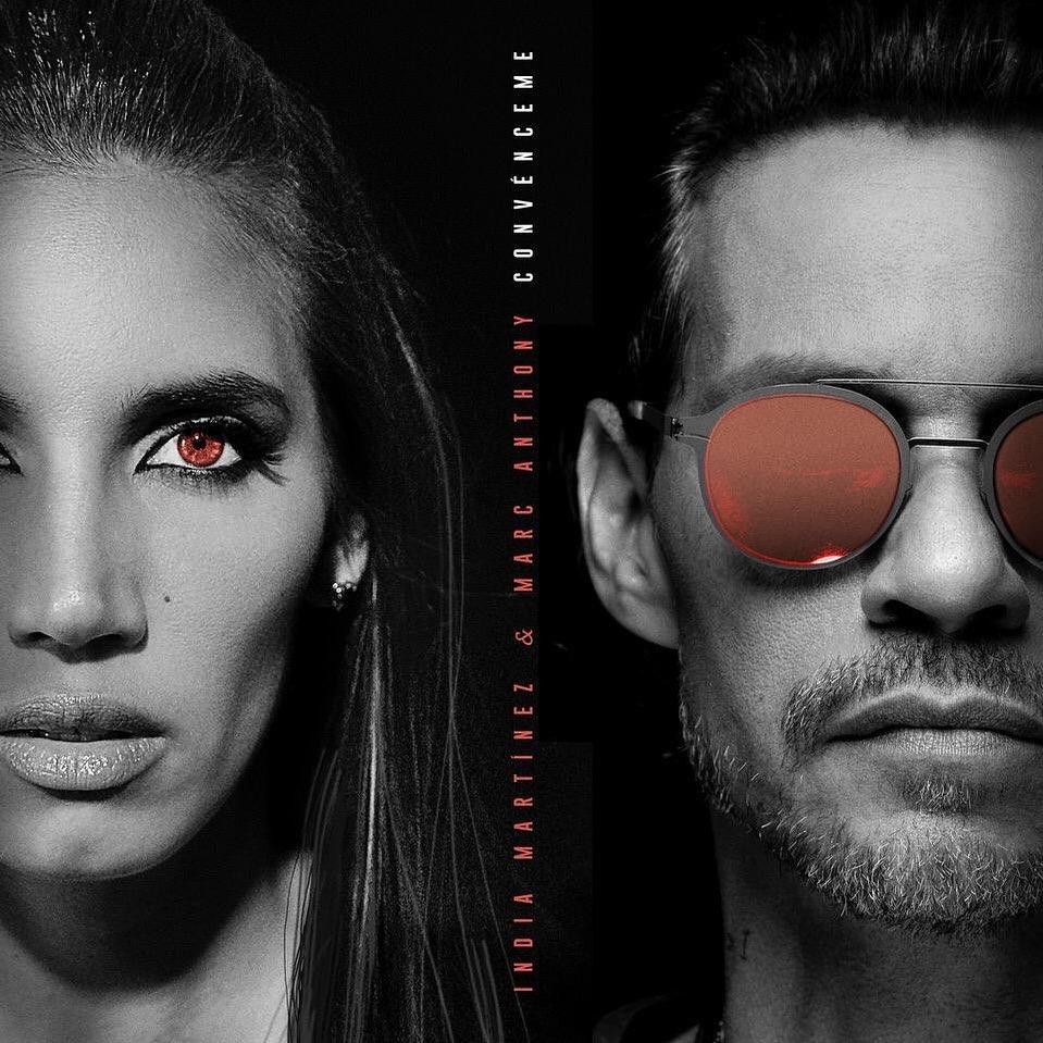 India Martínez anuncia colaboración con Marc Anthony