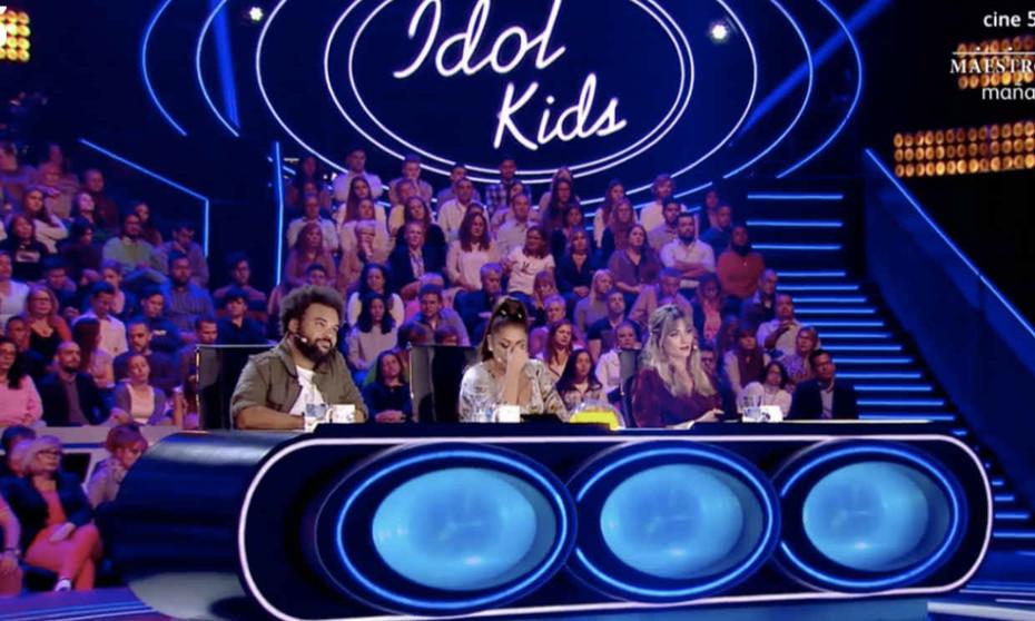 jurado idol kids