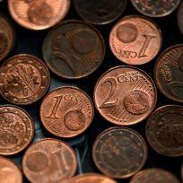 monedas céntimos bruselas