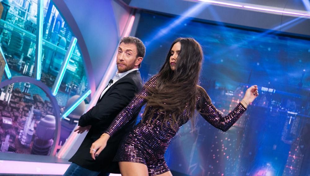 Pablo Motos y Cristina Pedroche