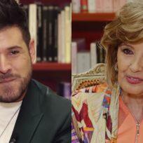 Pablo López y Maria Teresa Campos