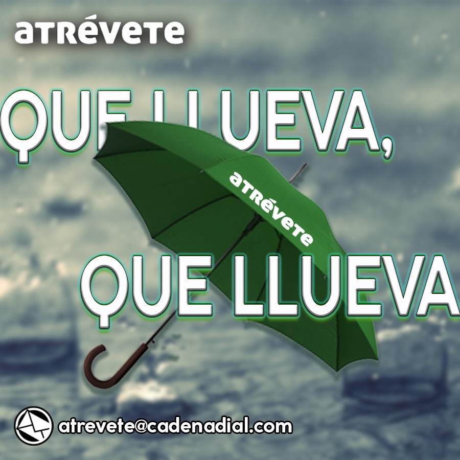"""Vuelve """"Un paraguas Larrodera"""" con una gran sorpresa más, ¡3.000 euros de regalo! - Cadena Dial"""