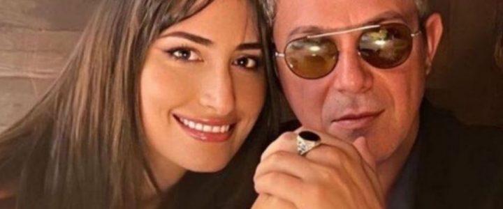 Alejandro Sanz y Rachel Valdés