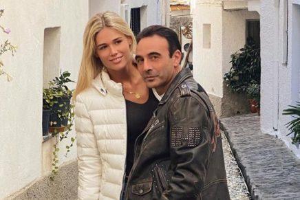 Enrique Ponce y Ana Soria