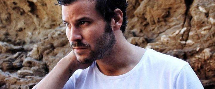Guillermo Bárcenas, integrante de Taburete
