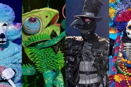 Mask Singer finalistas
