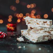 turrón navidad