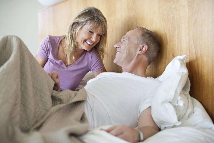 cama pareja