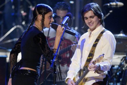 Nelly Furtado y Juanes