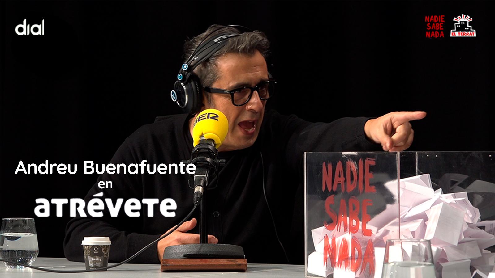 """Las dos exclusivas de Buenafuente para Atrévete, hablando de su nuevo """"Animales para dormir"""" - Cadena Dial"""