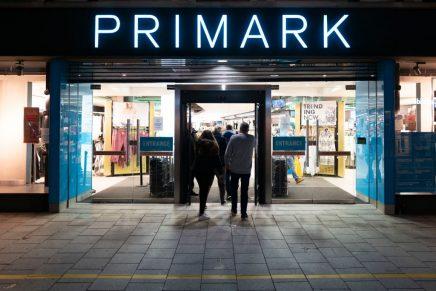 Entrada de la tienda Primark