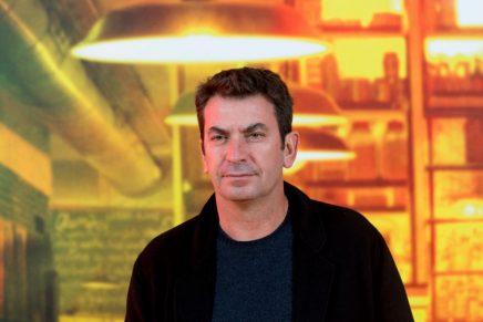 Arturo Valls, presentador de Ahora Caigo